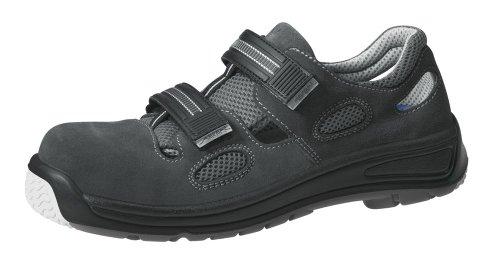 """Abeba 1478-46 misura 116,84 cm (46"""") Static controllo» Sandali di sicurezza, colore: grigio antracite"""