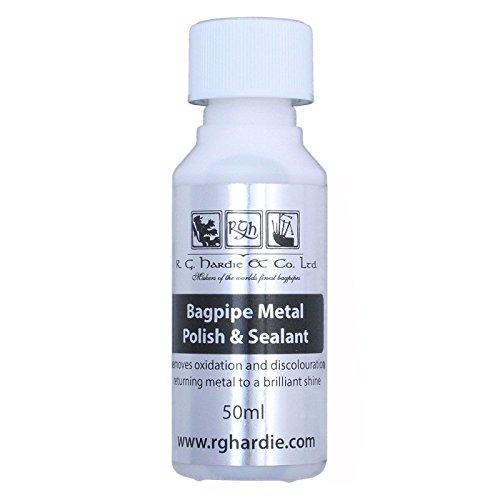 Bagpipe Metal Polish and Sealant USA Kilts