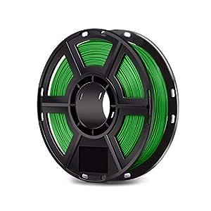 Green PLA 3D Printer Filament 1.75mm by FlashForge (www.wol3d.com)