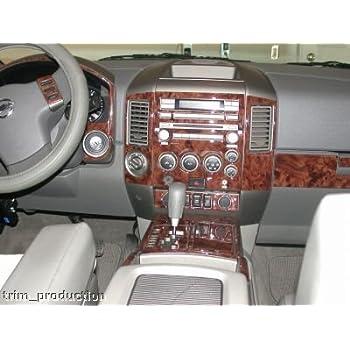 2004 2006 Nissan Titan Se Xe 2004 2006 Nissan Armada Se Instrument Panel Lid