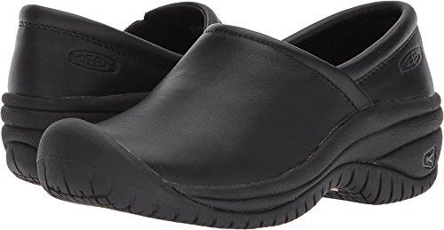 KEEN Utility Women's PTC Slip On II Work Shoe,Black,5.5 M US by KEEN Utility