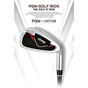 Amazon.com: pgm Victor palos de golf # 7 hierro ---- Mango ...