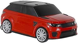 Range Rover SVR Kids Car Red
