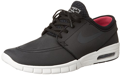 Nike Men's Stefan Janoski Max L Skateboarding Shoes Black / White / Pink (Blk / Wht Anthrct-smmt-hypr Knp) amazon footaction Eee1ubDnpo