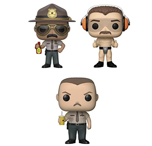 Funko Pop! Movies: Super Troopers 3.75