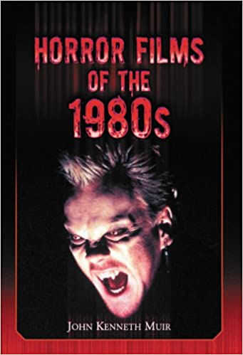 Horror Films of the 1980s,(VOL. 1 & 2)