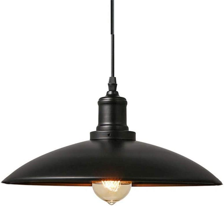 DECKEY 2 x Ceiling Pendant Light Shade Industrial Chandelier