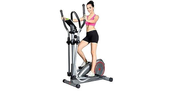Zhicaikeji Fitness Bicicleta Elíptica Máquina Elíptica Aire ...