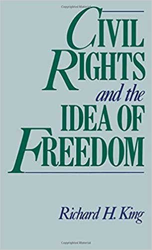 Book Civil Rights and the Idea of Freedom