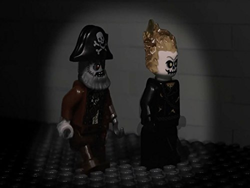 Lego Halloween night -