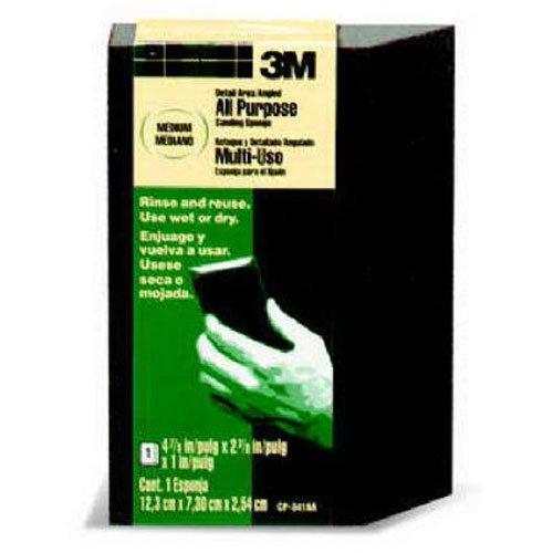 3M Drywall Sanding Sponge, 4.875-Inch by 2.875-Inch