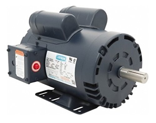 5hp 3450rpm 145t 230v Replacement Air Compressor Motor
