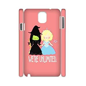 Customized Durable Case for Samsung Galaxy Note 3 N9000 3D, Wicked Phone Case - HL-2022562