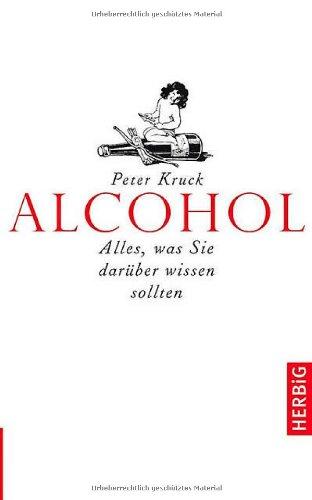 Alcohol. Alles, was Sie darüber wissen sollten