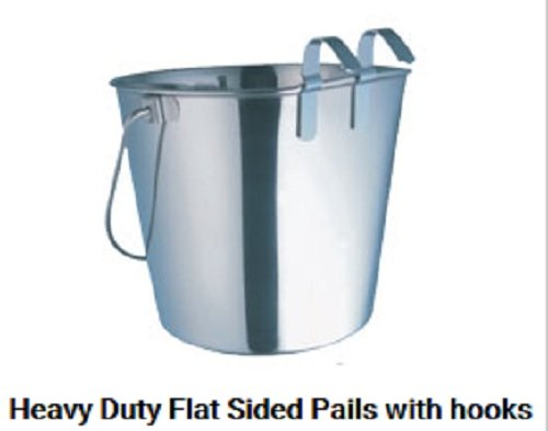 Stainless steel pail 1 quart