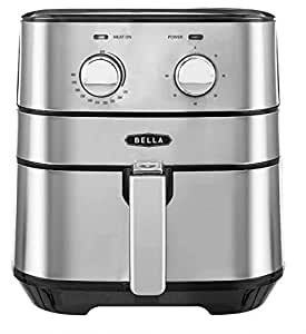 Amazon.com: 5.3 QT Stainless Steel Air Convection Fryer