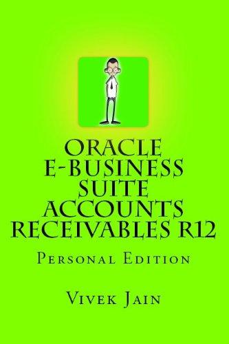 Download Oracle e-Business Suite Accounts Receivables R12 Pdf