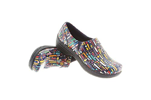 Klogs New Women's Mission Clog Disco Patent (Disco Footwear)