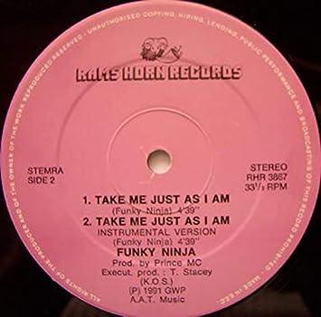 Funky Ninja - Vacation escape / Vinyl Maxi Single [Vinyl 12 ...