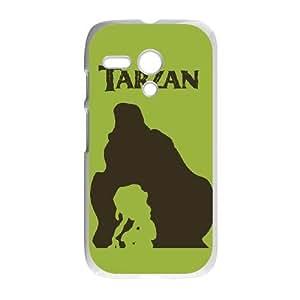 Tarzan Motorola G Cell Phone Case White F9796564