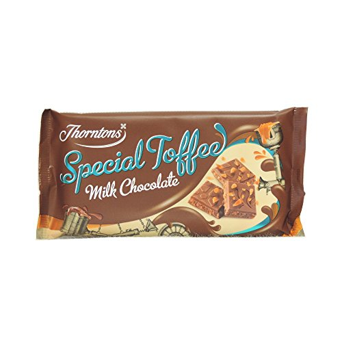 Thorntons - Special Toffee Milk Chocolate - 100g (Case of 12)
