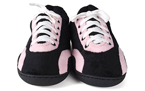Happy Black Womens and Slippers Feet Around Pink Comfy All Mens and Feet and 5tnYwHfx