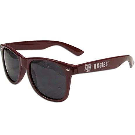 NCAA Texas A&M Aggies Wrap Sunglasses, Maroon