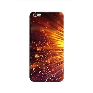 Cover It Up - Gold Exploding V5 Hard Case