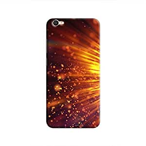 Cover It Up - Gold Exploding V5 Hard Case