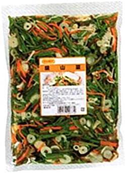 味 山菜 1箱(1kg×15袋)【業務用】 簡単調理で便利です。【常温便】