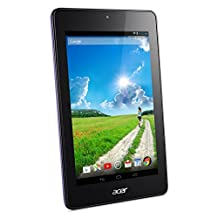 "Acer Iconia One 7"" Tablet (Intel Atom Z2560, 1GB, 8GB Storage) with Android 4.2 Jelly Bean"