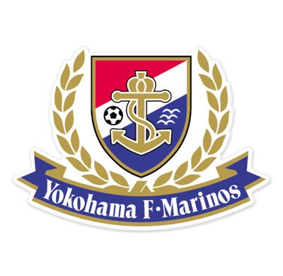 - Yokohama F-Marinos - Japan Football Soccer Futbol - Car Sticker - 6