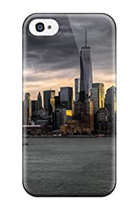 Hot New K Wallpapers Coast Case Cover For Iphone 4/4s With Perfect Design