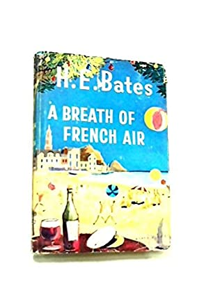 book cover of A Breath of French Air