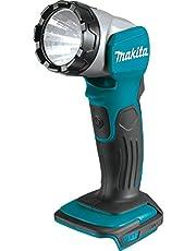 Makita DEADML802 acculamp BML802, 3,2 W, 18 V, zwart, turquoise