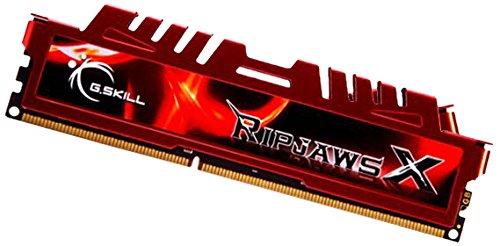 G.Skill F3-2133C11D-16GXL - Módulos de Memoria, Color Rojo