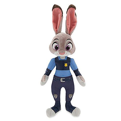 Disney Judy Hopps Plush - Zootopia - Small - 15 Inch