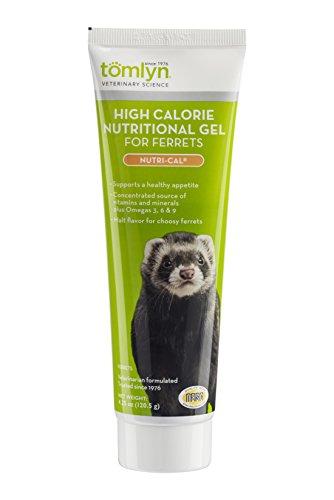 (Tomlyn High Calorie Nutritional Gel for Ferrets, (Nutri-Cal) 4.25 oz )
