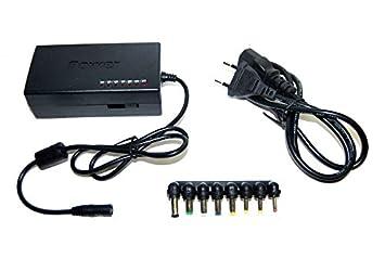 Cargador adaptador de corriente universal para ordenador PC portatil laptop 120W: Amazon.es: Electrónica