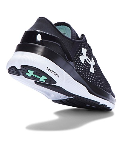 Under Armour Vrouwen Ua Speedform Apollo 2 Zwart / Wit / Wit