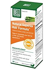 Bell Lifestyle #77 Hair Formula for Men & Women (625 mg - 120 capsules) Helps Support Healthy Hair Growth