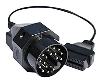 Obdexpertde Obd2 Obd1 Adapter Für Bmw Fahrzeuge 1996 2000 Als