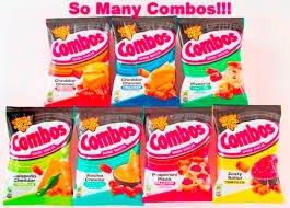 COMBOS HONEY SRIRACHA 6OZ 6 BAGS