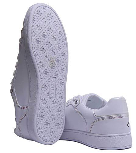Bianco Sneaker Crayz Per Bianca Guess White Donna YZwdEAxqAn