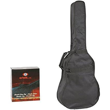 Amazon.com: FUNDA GUITARRA CADETE O 3/4 REF. 20 - B CON CAJA: Musical Instruments