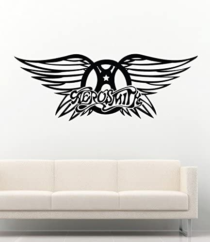 AEROSMITH Logo Vinyle Mur Art Autocollant Decal