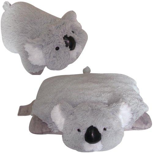 SMALL KOALA PET CUSHION ANIMAL PILLOW PLUSH /& PLUSH BRAND 11 INCH 11 INCH