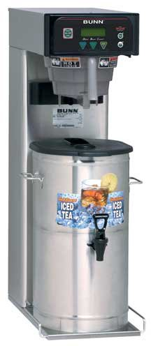 - Bunn Infusion 3 Gallon Iced Tea Brewer -ITB-0001