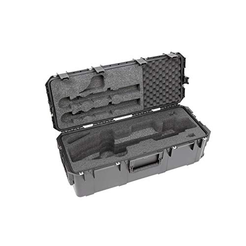 SKB iSeries Ultimate Waterproof Crossbow Case, One Size, Black