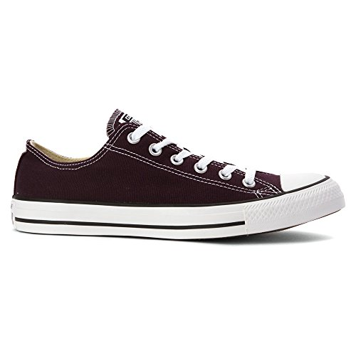 Converse - - Chuck Taylor All Star Black Cherry niedrige Spitzenschuhe Black Cherry/White/Black
